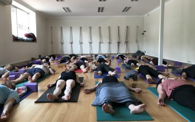 Holiday Yoga for the RFS and bushfire affected communities! Sunday January 5