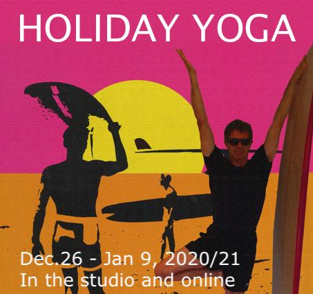 Holiday Yoga 2020